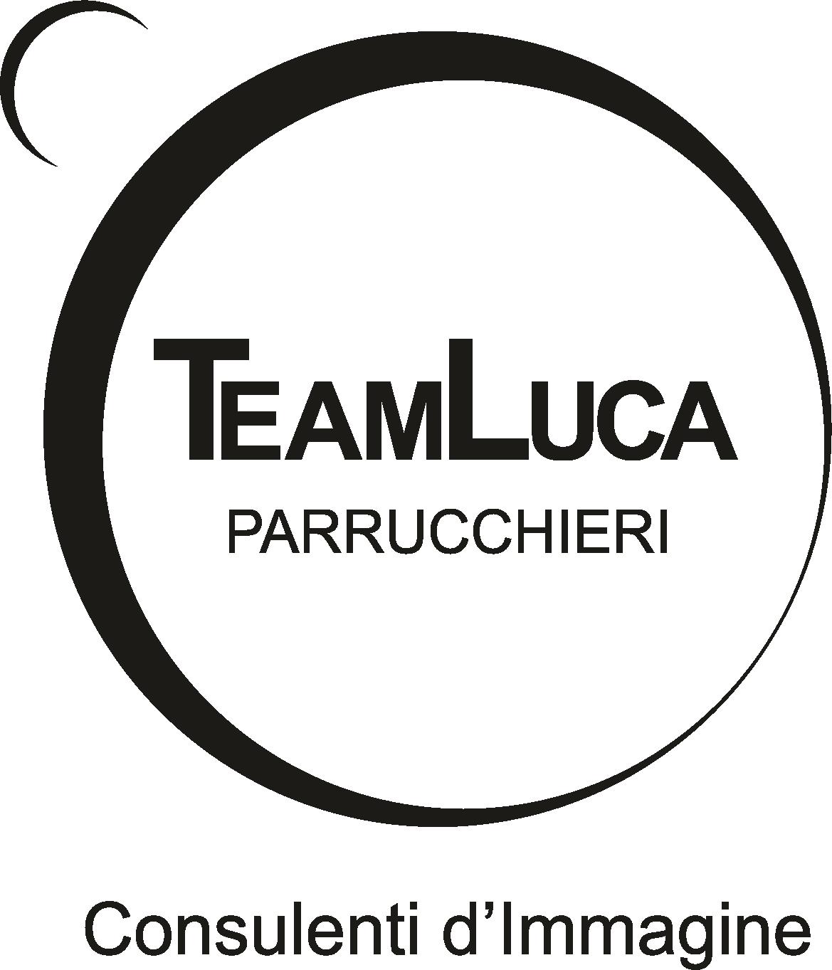 logo team Luca parrucchieri
